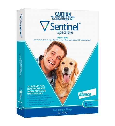 Sentinel Dogs Large 6 Pack