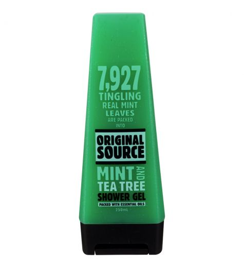 Original Source Shower Gel Mint and Tea Tree 250ml