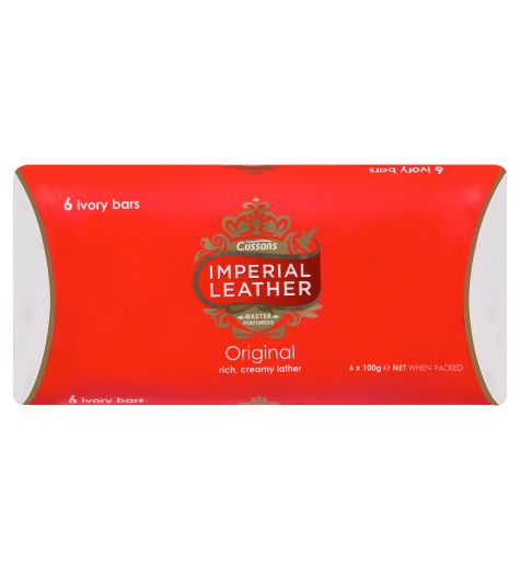 Cussons Imperial Leather Original 6 Bars