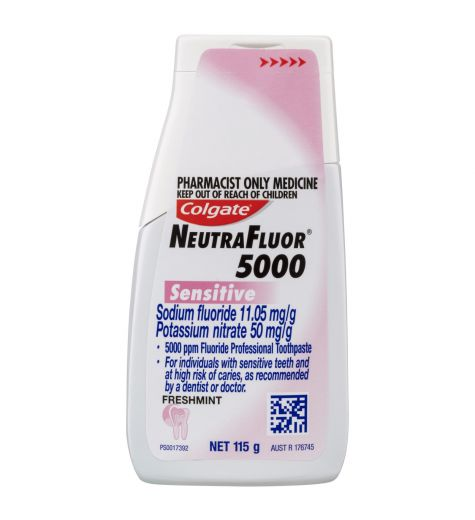 Neutrafluor 5000 Sensitive Toothpaste 115g