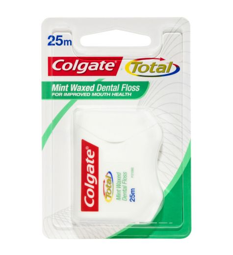 Colgate Dental Floss Total 25m