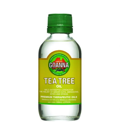 Goanna Tea Tree Oil 100ml