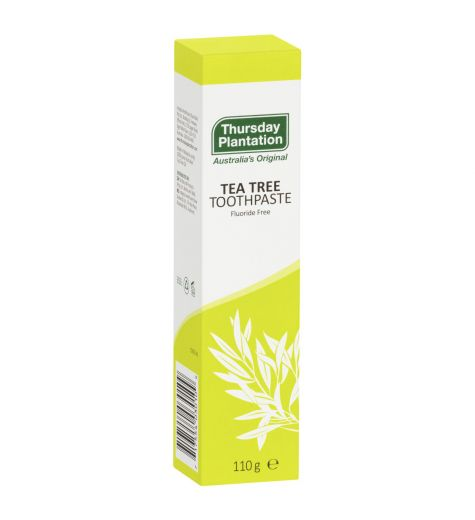 Thursday Plantation Tea Tree oil Toothpaste 110g