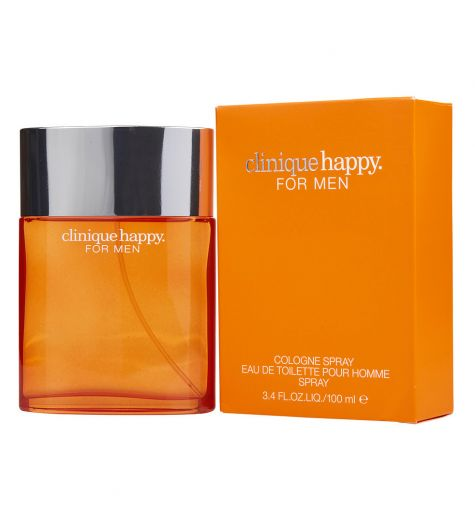 Clinique Happy 100ml EDT By Clinique (Mens)