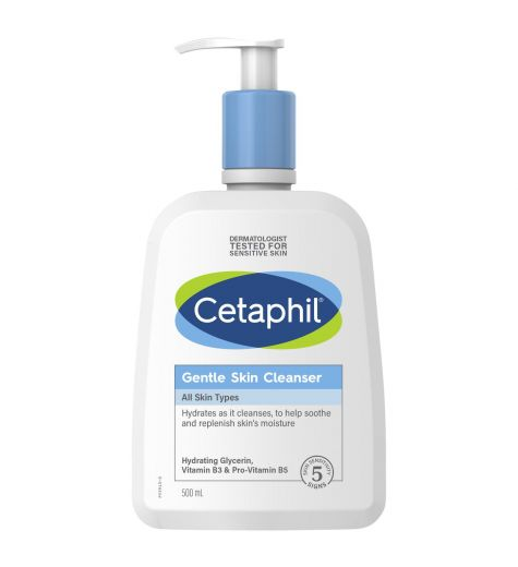 Cetaphil Gentle Cleanser 500ml
