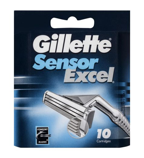 Gillette Sensor Excel 10 Cartridges