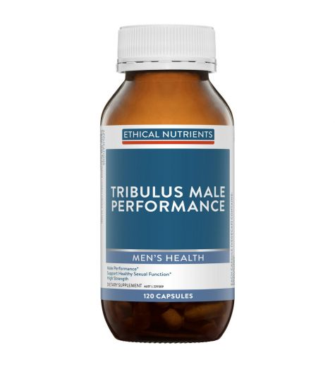Ethical Nutrients Tribulus Male Performance 120 Capsules