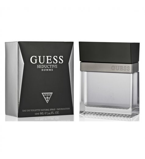 Guess Seductive Homme 100ml EDT By Guess (Mens)