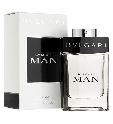 Bvlgari Man 100ml EDT By Bvlgari (Mens)
