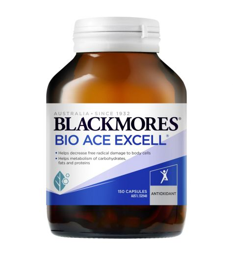 Blackmores Bio Ace Excell Capsules 150