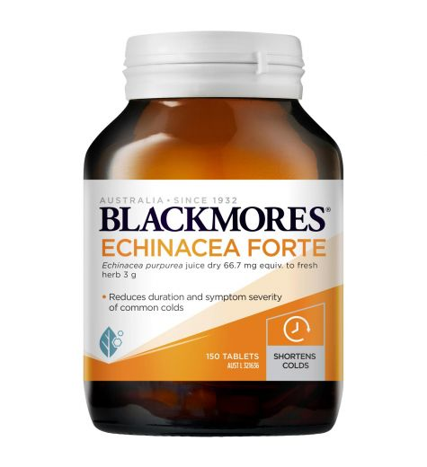 Blackmores Echinacea Forte Tablets 150