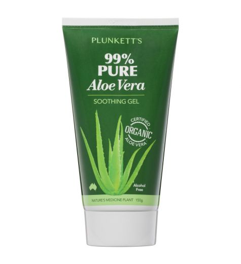 Plunketts 99% Pure Aloe Vera Soothing Gel 150g