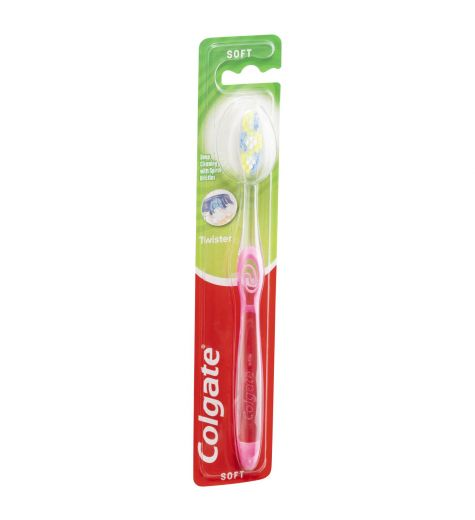 Colgate Twister Soft Toothbrush