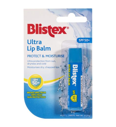 Blistex Ultra Lip Balm SPF50+ 4.25g
