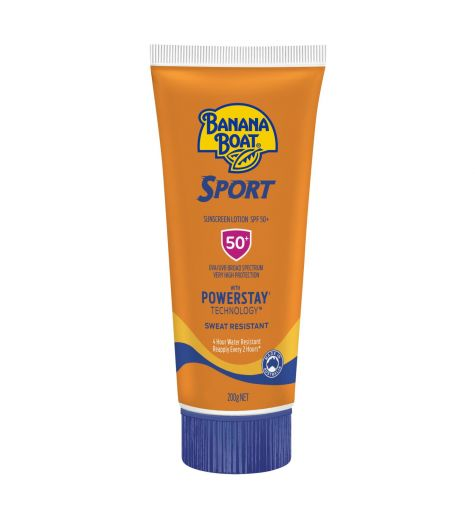 Banana Boat Sport Very High Protection Sunscreen Lotion SPF 50+ 200g