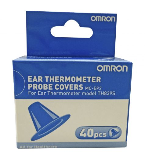 Omron TH839S Probe Covers 40 For TH839S Ear Thermometer