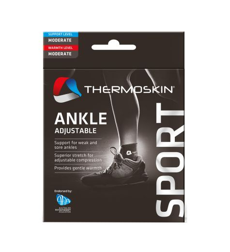 Thermoskin Adjustable Sport Ankle Support