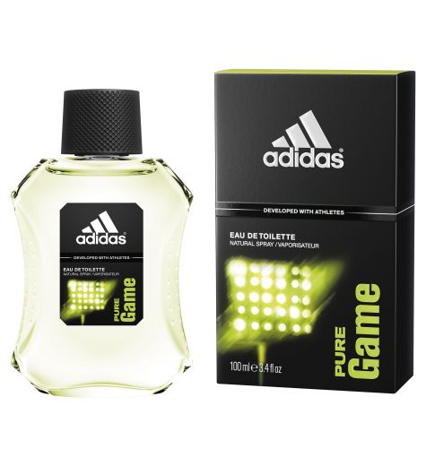 Adidas Pure Game 100ml EDT By Adidas (Mens)