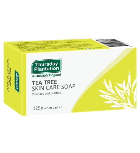 Thursday Plantation Tea Tree Soap 125g