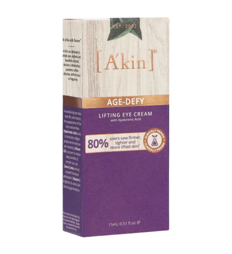 Akin Lifting Eye Creme 15ml
