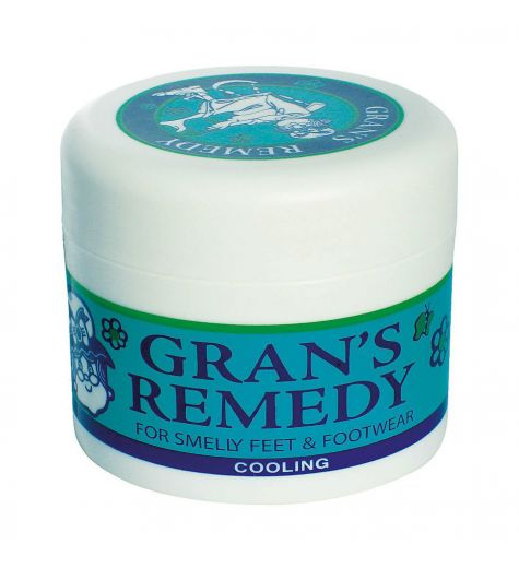 Grans Remedy Cooling Foot Powder 50g