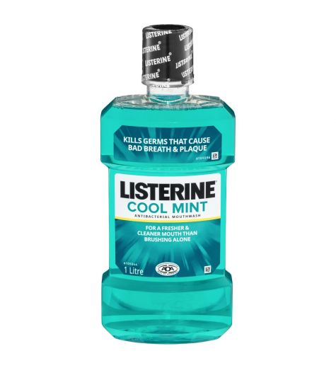 Listerine Cool Mint 1 Litre