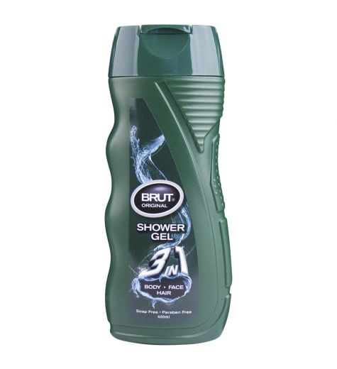 Brut Original Shower Gel 400ml