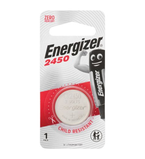 Energizer 2450 1Pack 3V Lithium Battery