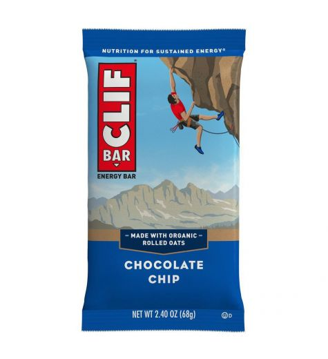 CLIF Chocolate Chip Energy Bar 68g