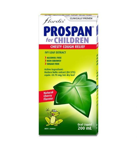 Prospan For Children Chesty Cough Relief 200ml