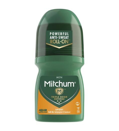 Mitchum Anti-Perspirant Deodorant Roll On Sports 50ml