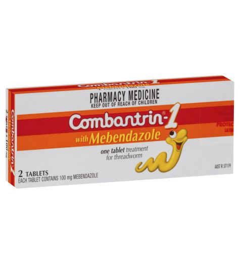Combantrin-1 Tablets 2