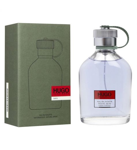 Hugo Man Green 125ml EDT By Hugo Boss (Mens)