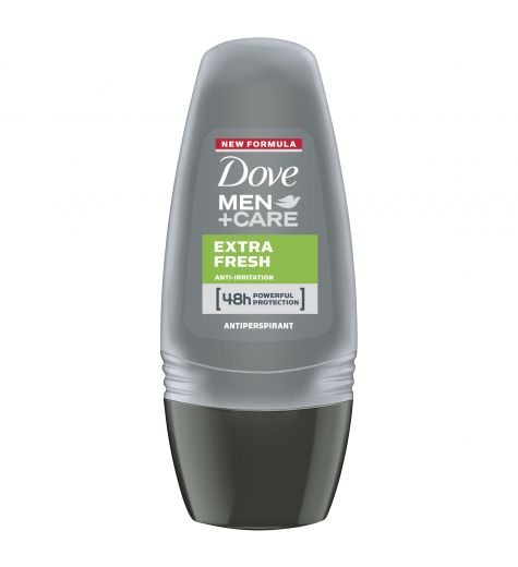 Dove Men Extra Fresh Roll On Anti-Perspirant 50ml