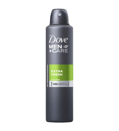 Dove Men Extra Fresh Anti-Perspirant Deodorant 250ml/150g
