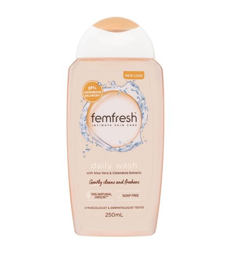 Femfresh Daily Intimate Wash Soap Free Gel 250ml