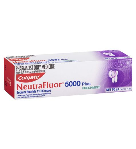 Colgate Neutrafluor 5000 Plus Toothpaste 56g