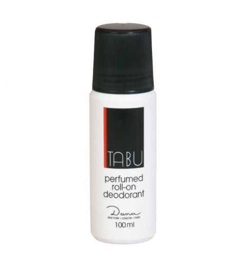 Tabu Perfumed Roll-On Deodorant 100ml
