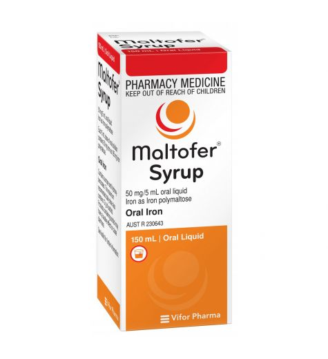 Maltofer Syrup 150ml