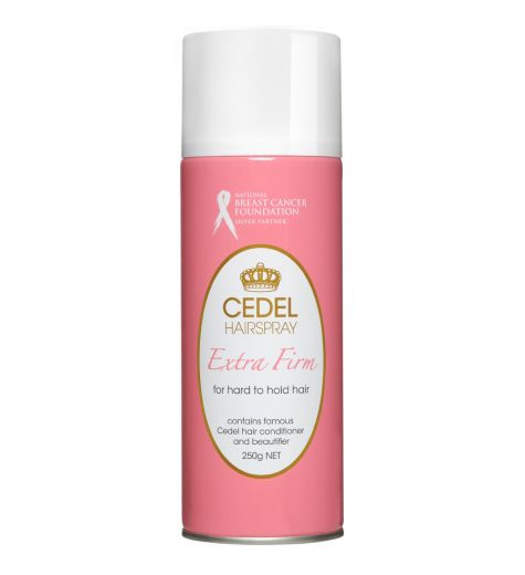 Cedel Hairspray Extra Firm (Pink)