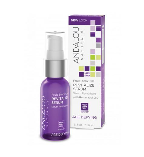 Andalou Naturals Fruit Stem Cell Revitalize Serum 32ml