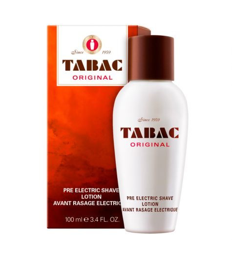 Tabac Orginal Pre Electric Shave Lotion 100ml