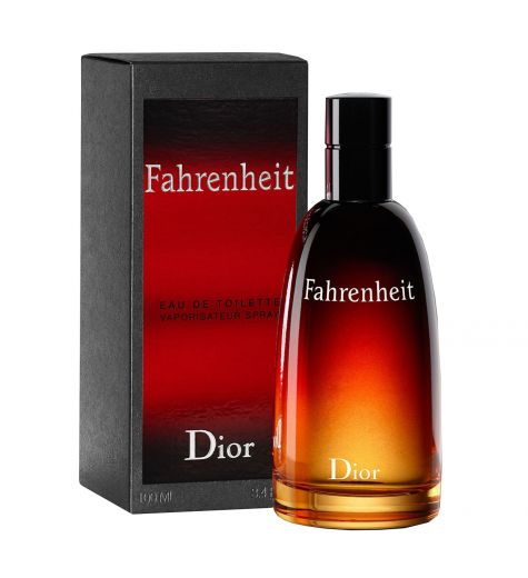 Fahrenheit 100ml EDT By Christian Dior (Mens)