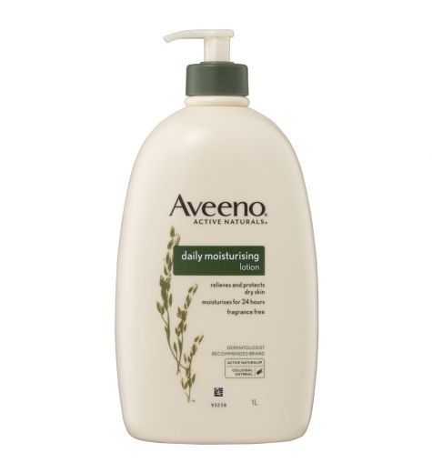 Aveeno Active Naturals Daily Moisturising Lotion 1 Litre