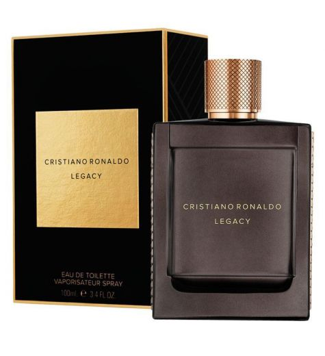 Legacy 100ml EDT By Cristiano Ronaldo (Mens)