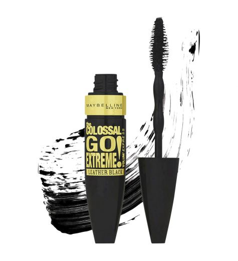 Maybelline Colossal Go Extreme Leather Black
