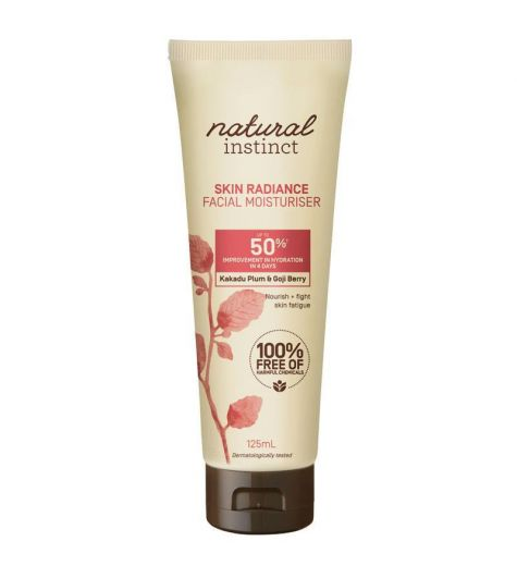Natural Instinct Nourishing Facial Moisturiser 125ml