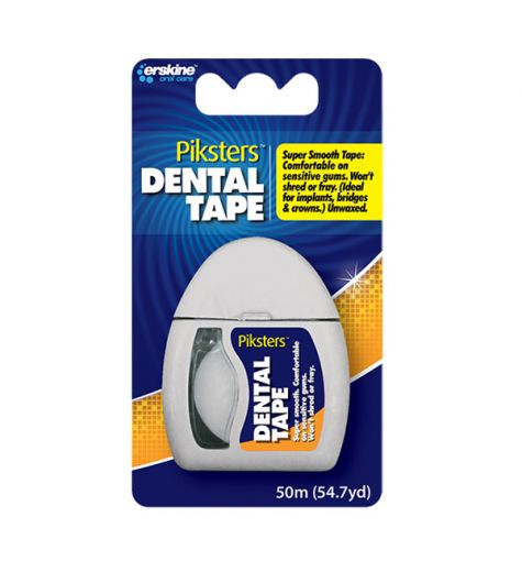 Piksters Dental Tape 50m (54,7yd)