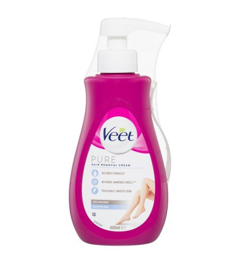 Veet Cream 400ml Sensitive