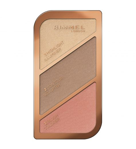 Rimmel Kate Sculpting & Highlighting Kit 002 Coral Glow